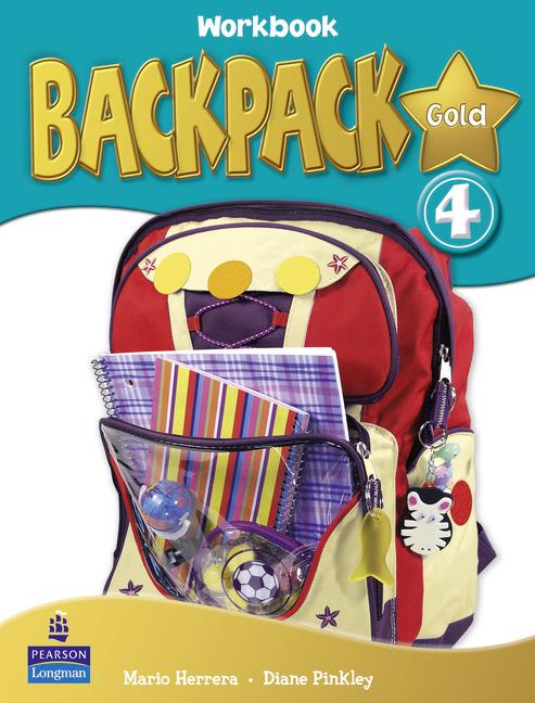 Backpack Gold 4 WB +D NEd pk