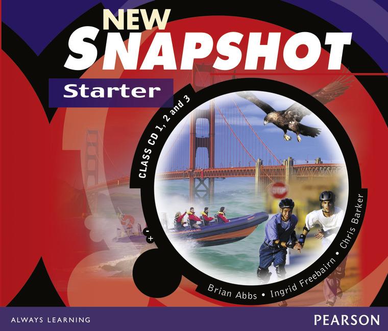 New Snapshot Starter Cl CD x3