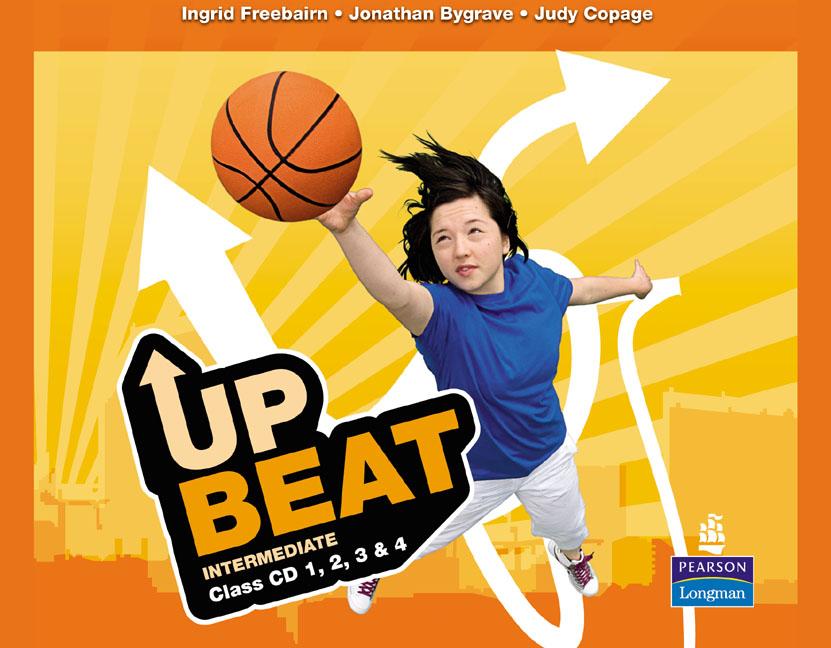 Upbeat Int Class CD x3