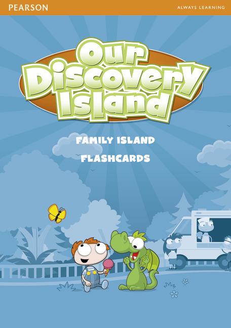Our Discovery Island: Starter: Flashcards (набор из 64 карточек)