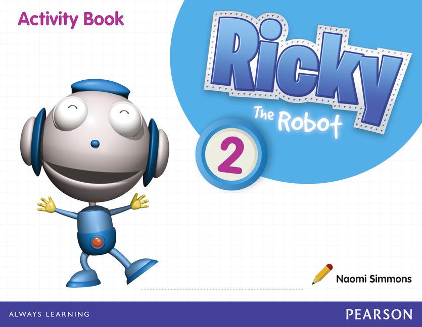 Ricky the Robot 2 AB