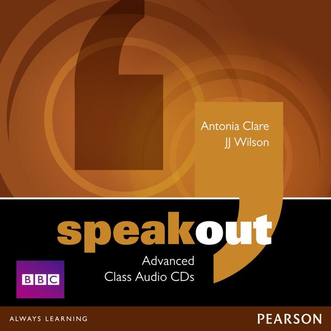 Speakout: Advanced: Class Audio CDs (аудиокурс на 2 CD)