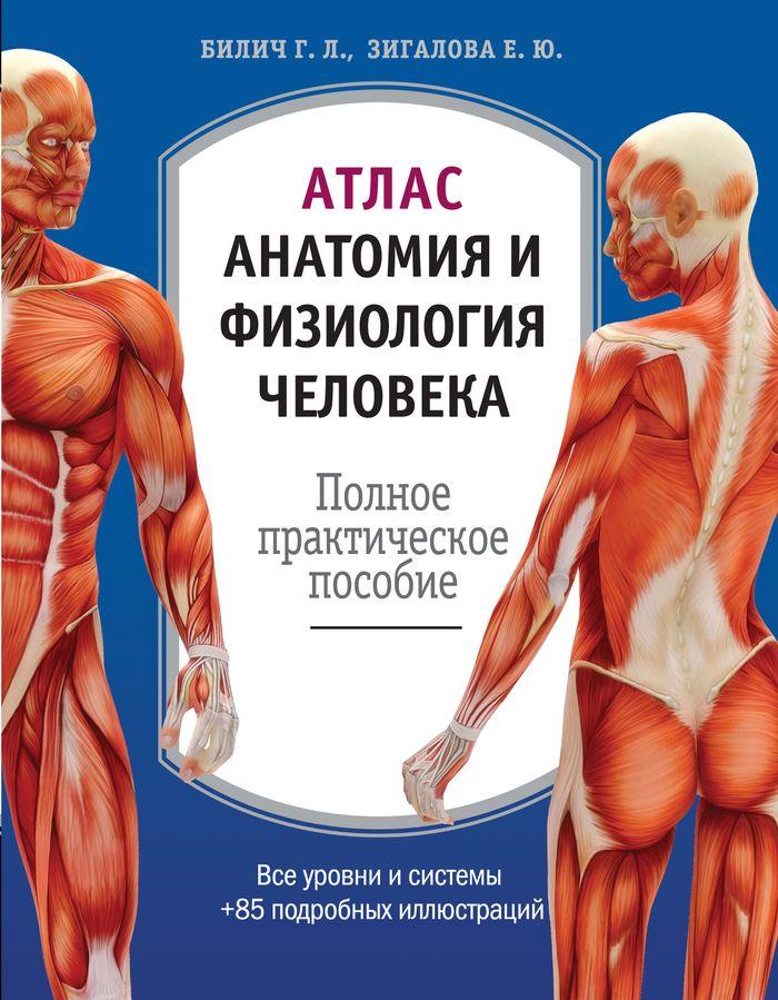 Атлас. Анатомия и физиология человека12296407Анатомия и физиология человека - фундаментальная дисциплина, равно необходимая и старшему, и младшему медицинскому персоналу. Данное издание раскрывает все аспекты строения и жизнедеятельности организма человека, уделяя внимание цитологии, общей гистологии, всем уровням анатомии, а также общим закономерностям роста и развития тела человека. Исключительно информативные таблицы, богатый иллюстративный материал и позволят быстро и успешно освоить анатомию учащимся медицинских училищ и колледжей, а также студентам, изучающим биологию, педагогику, психологию и антропологию.