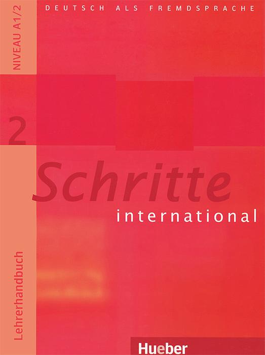 Schritte international 2: Lehrerhandbuch