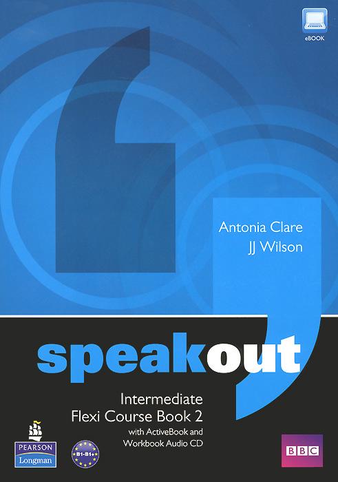 Speakout: Intermediate: Flexi Course Book 2 (+ 2 CD-ROM)
