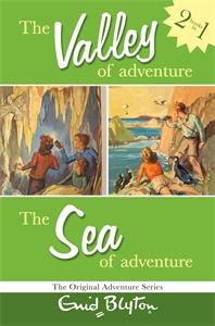 Adventure Series: Valley & Sea Bind-up