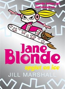 Jane Blonde 4: Spylet on Ice