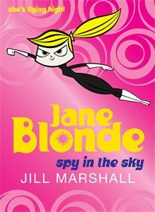 Jane Blonde: Spy in the Sky