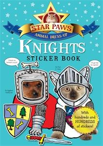 Knights Sticker Book: Star Paws
