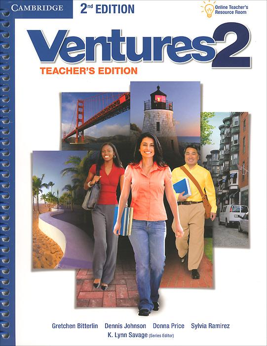 Ventures 2: Teacher's Edition (+ CD-ROM)