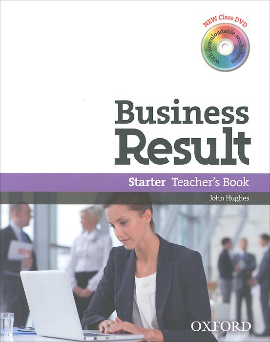 Business Result: Starter: Teacher's Book (+ DVD-ROM)
