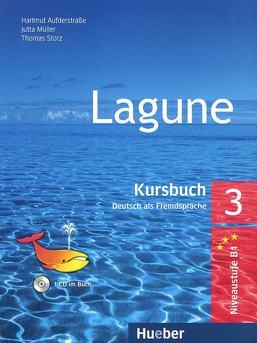 Lagune 3: Kursbuch (+ CD)