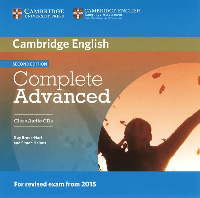 Complete Advanced (аудиокурс на 2 CD)