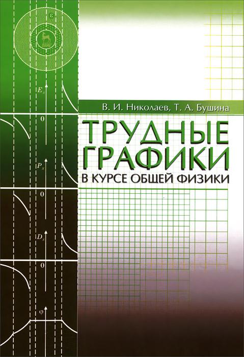 Трудные графики в курсе общей физики. Учебное пособие