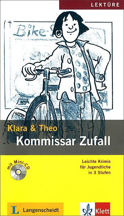Kommissar Zufall: Stufe 2 (+ mini-CD)