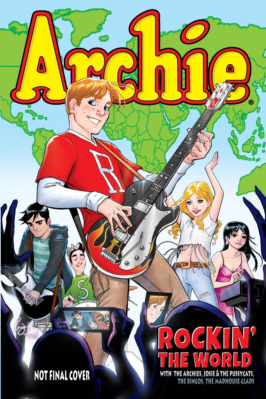 ARCHIE: ROCKIN THE WORLD