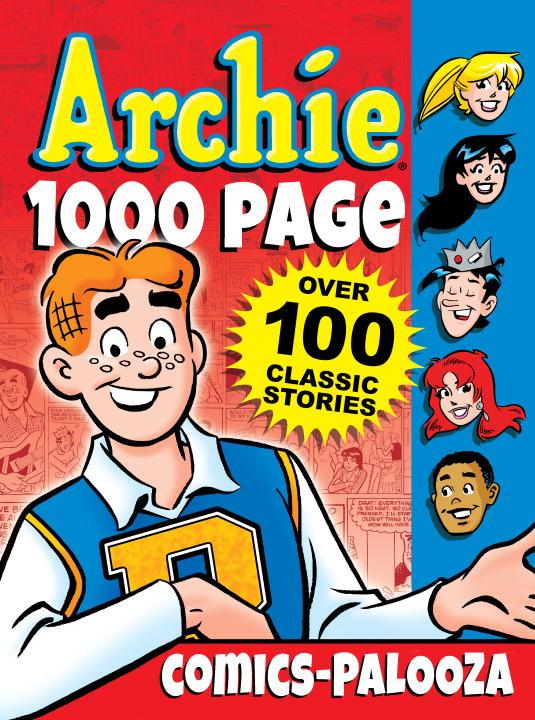 Archie 1000 Page: Comics-Palooza