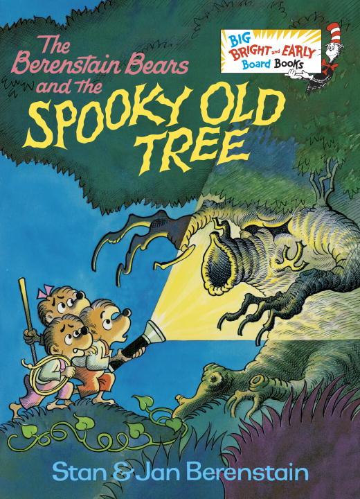 BBEARS/SPOOKY OLD TREE
