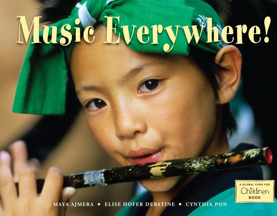 MUSIC EVERYWHERE!