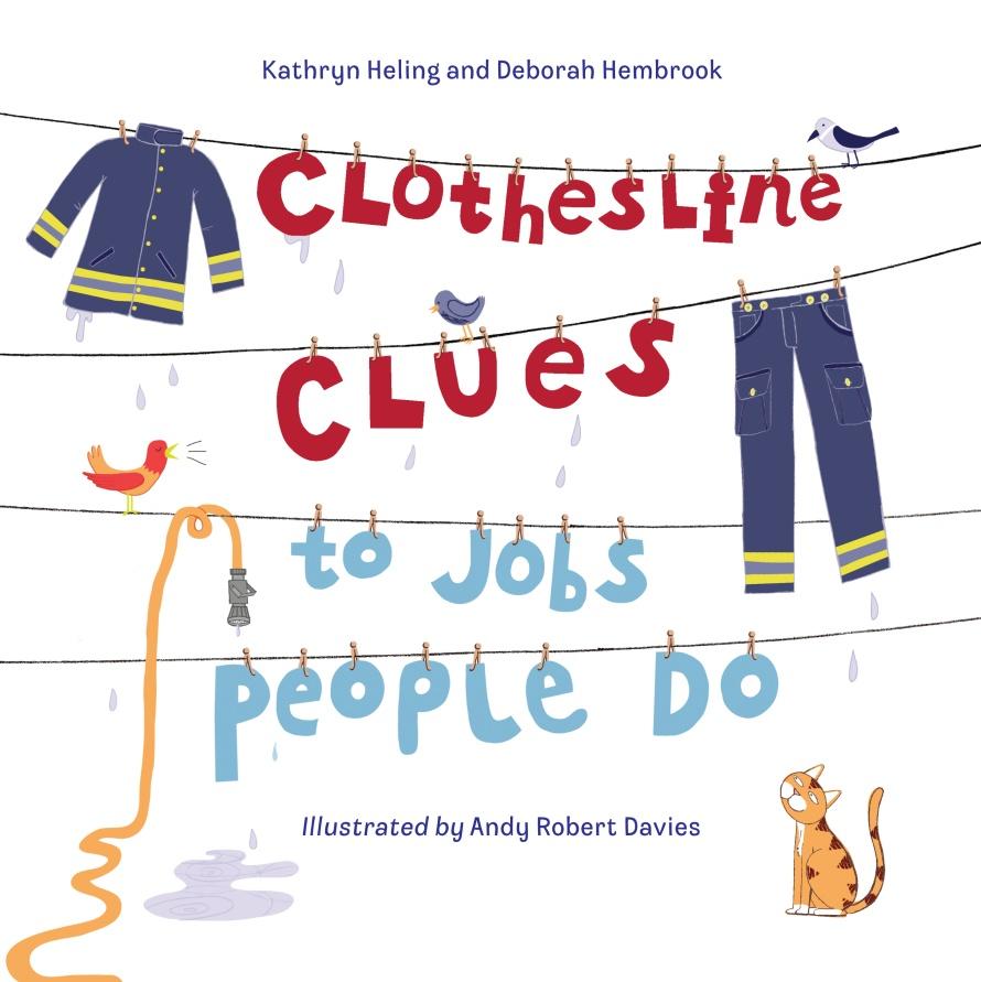 CLOTHESLINE CLUES