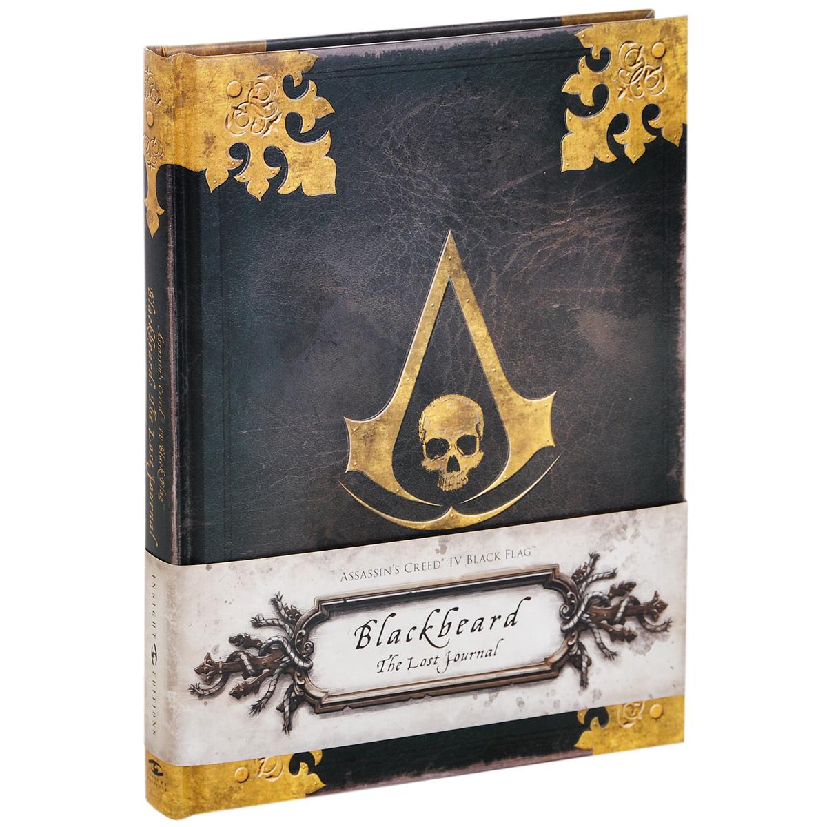 Assassins Creed IV Black Flag: Blackbeard: The Lost Journal