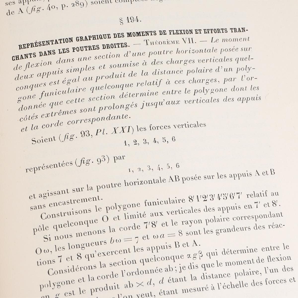 La statique graphique et ses applications aux constructions (комплект из 4 книг)