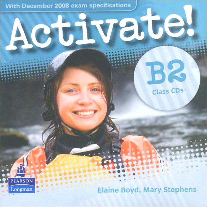 Activate! B2 (аудиокурс на 2 CD)