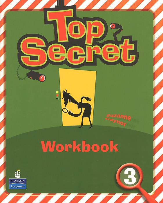 Top Secret: Level 3: Workbook