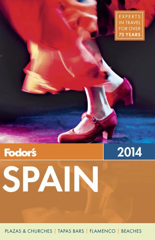 FODOR'S FODOR SPAIN 2014 pair of graceful faux gem water drop earrings for women