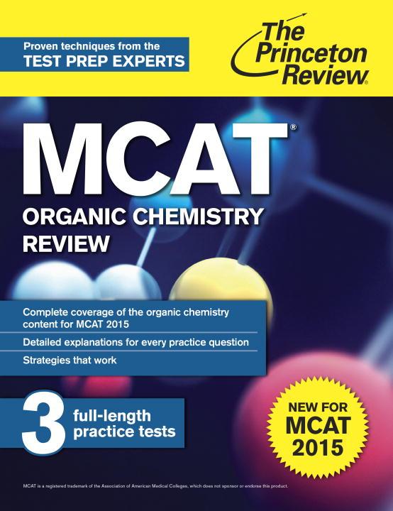 MCAT ORGANIC CHEMISTRY REV 2ED