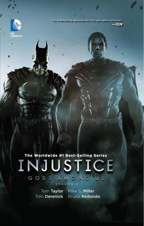 Injustice: Gods Among Us: Volume 2