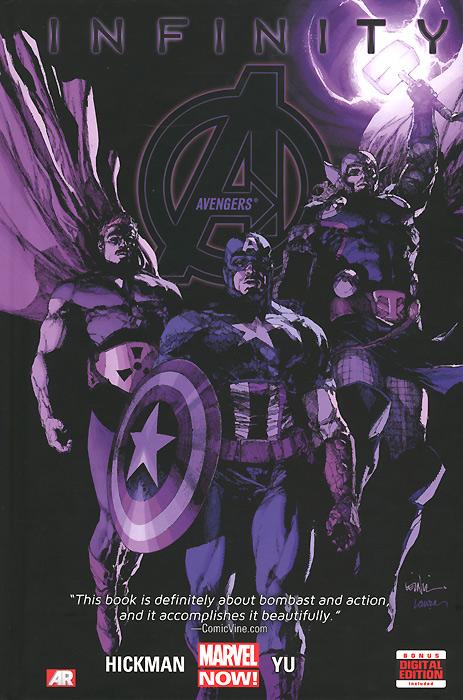 Avengers: Volume 4: Infinity