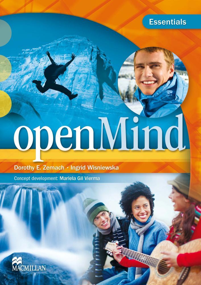 Openmind Essentials SB & Webcode