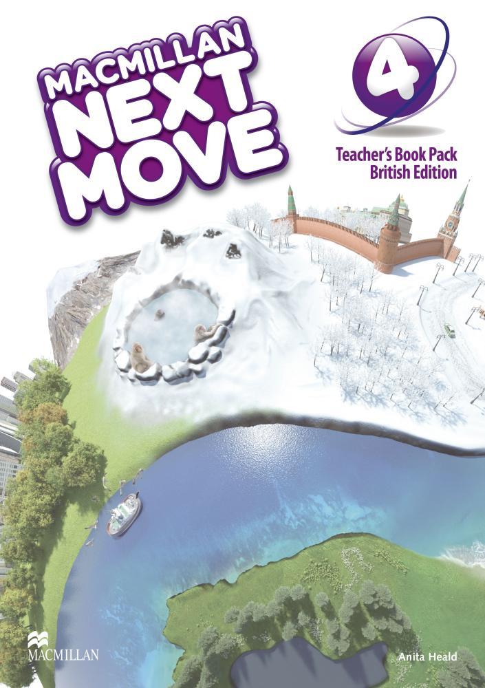 Next Move British English Level 4 Teacher's Book Pack