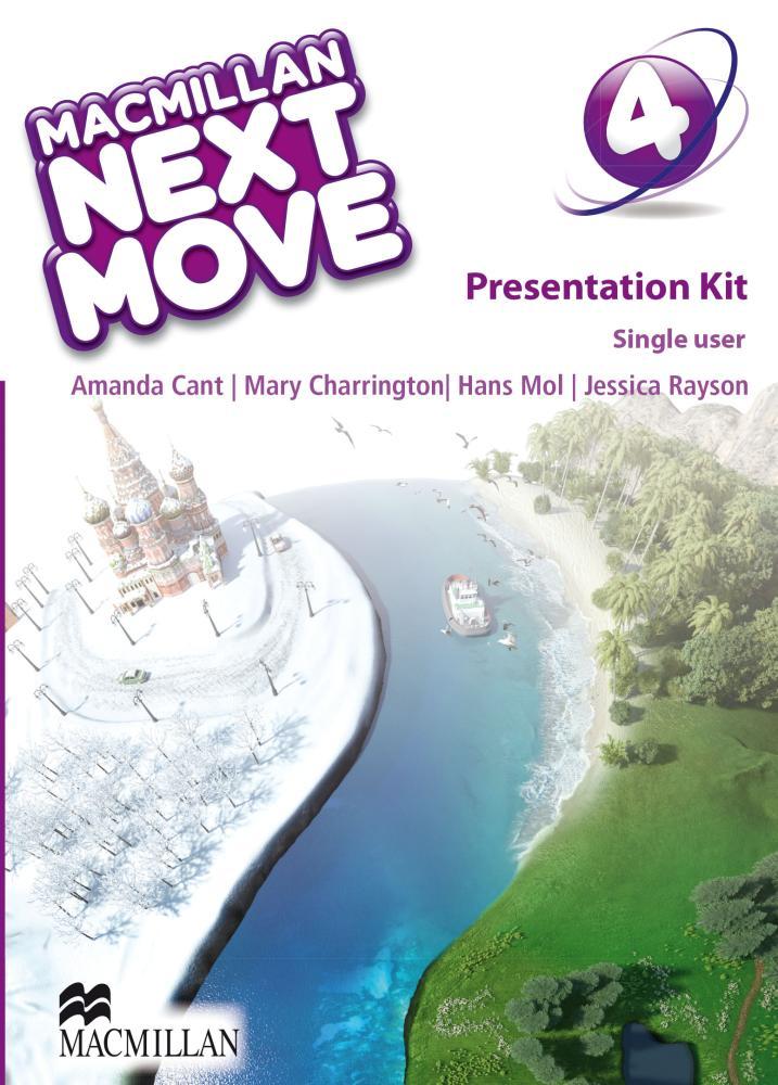 Next Move British English Level 4 Teacher's Presentation Kit