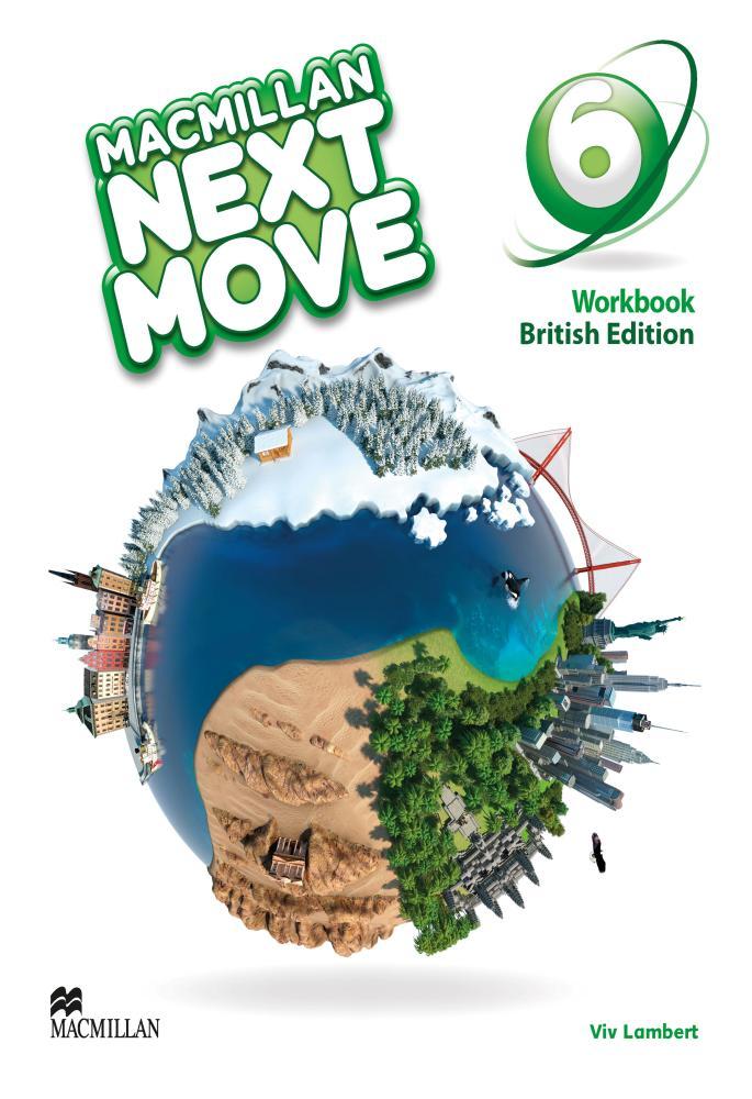 Next Move British English Level 6 Workbook
