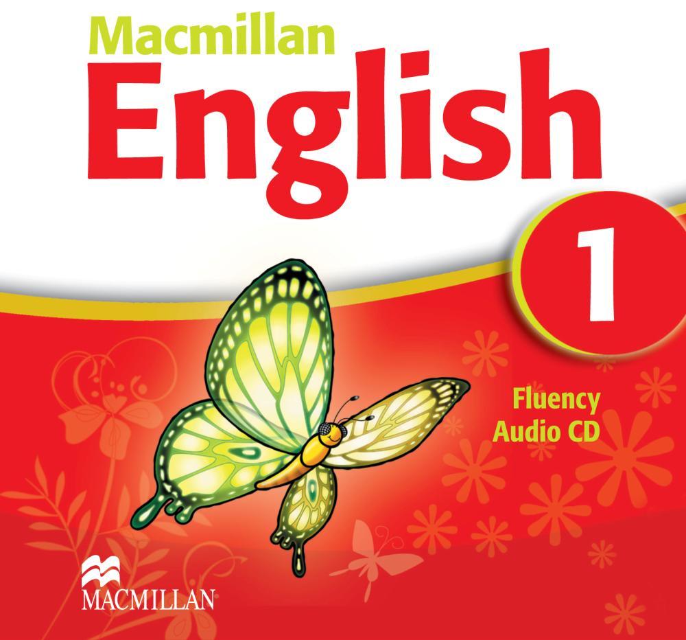 Mac Eng 1 Fluency Bk CD x1