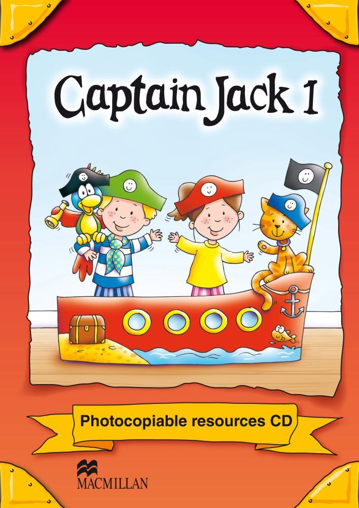 Captain Jack 1: Photocopiable CD