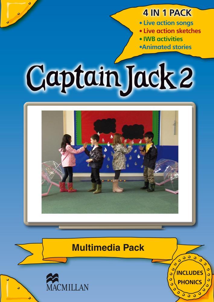 Captain Jack Captain Jack 2 DVD ROM