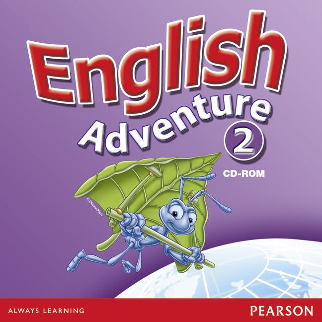 Eng Adventure 2 CDROM