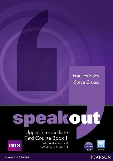 Speakout Up-Int Flexi Course 1 +DD Pk