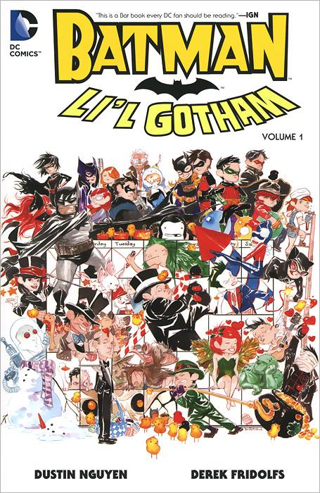 Batman: Li'l Gotham: Volume 1