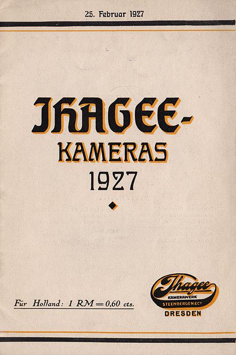 Ihagee-kameras