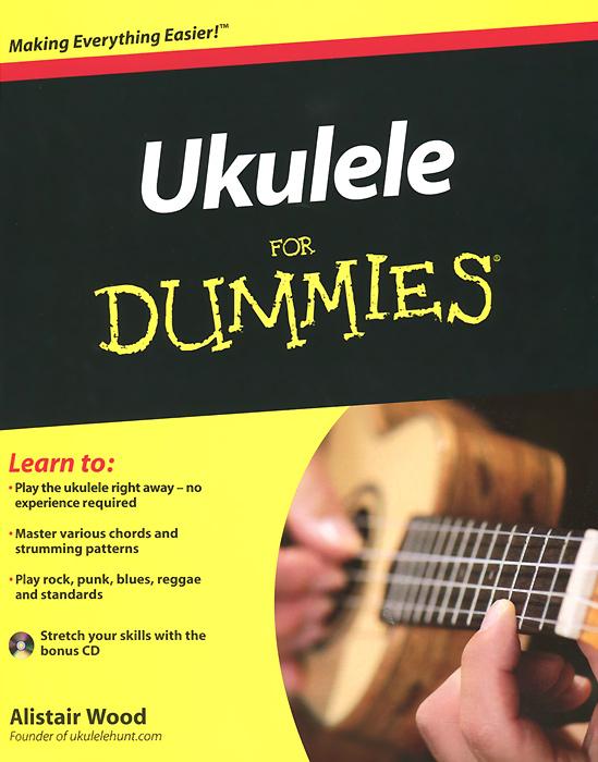 Ukulele For Dummies (+ CD)