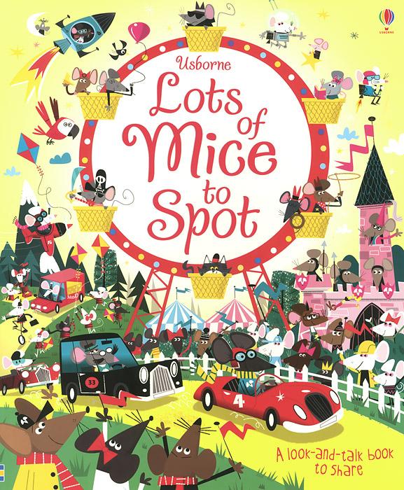 Louie Stowell Lots of Mice to Spot (+ наклейки) ezra jack keats louie
