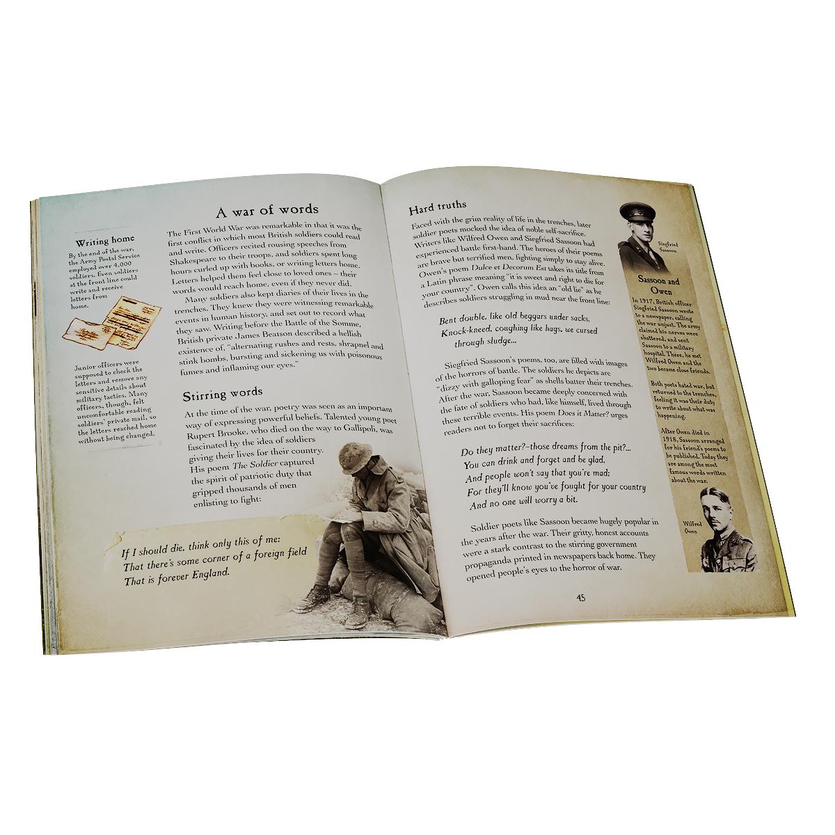 Usborne History of Britain (комплект из 10 книг)