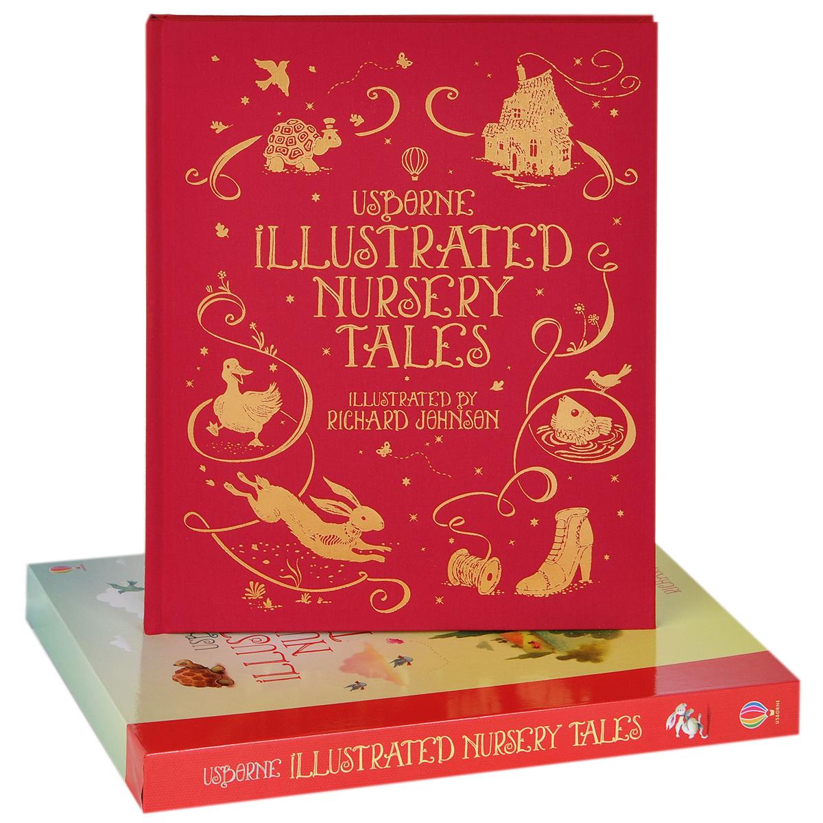 Felicity Brooks Illustrated Nursery Tales
