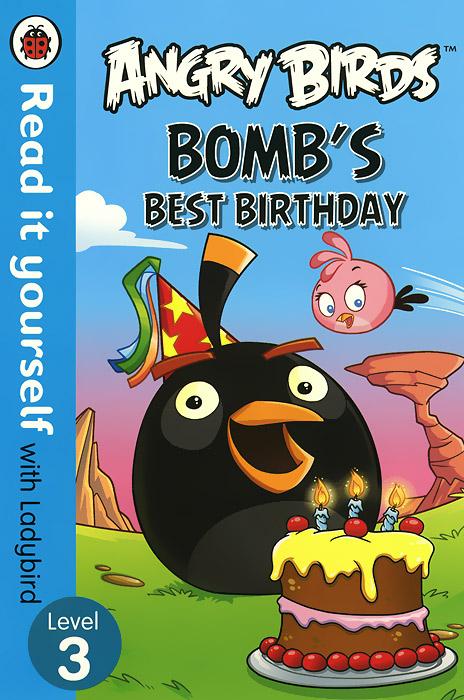 Angry Birds: Bomb's Best Birthday: Level 3