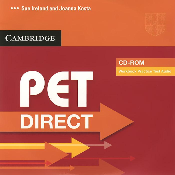 PET Direct: Student's Pack (комплект из 2 книг + CD-ROM)