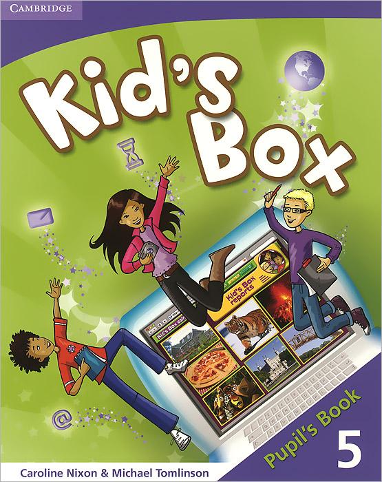 Kid's Box 5: Pupil's Book
